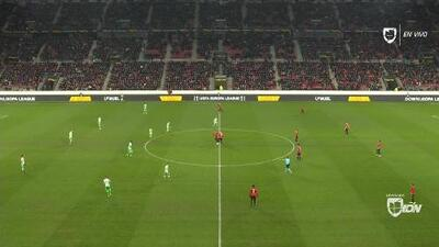 Highlights: Betis at Rennes on February 14, 2019