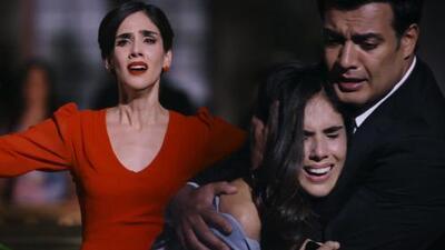 La muerte se interpuso entre Paulina y Paola: esto sucedió en el final de La Usurpadora