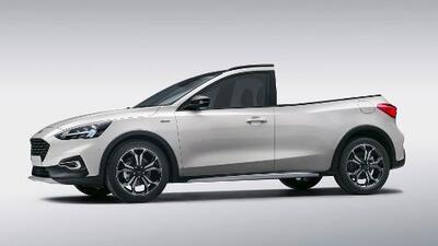 Próxima llegada de una mini pickup basada en el Ford Focus fue confirmada por el fabricante