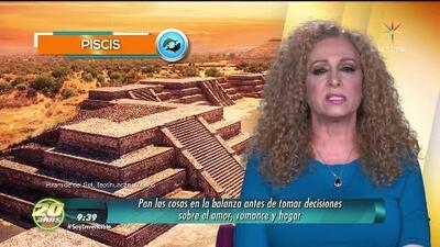Mizada Piscis 18 de enero de 2018