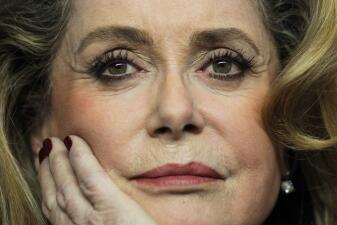 La actriz francesa Catherine Deneuve sufre un accidente cerebrovascular a sus 76 años