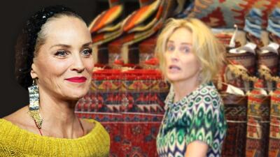 """Sharon Stone recuerda que fueron """"brutalmente crueles"""" con ella tras el derrame cerebral que sufrió"""