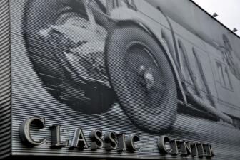 Mercedes-Benz Classic Center en Stuttgart