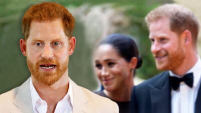 """El príncipe Harry advierte sobre los """"prejuicios inconscientes"""" y su conexión con el racismo"""