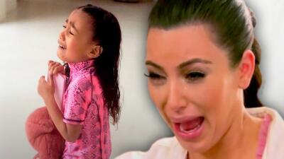 Un berrinche de la hija de Kim Kardashian por unas botas de casi $800 deja ver que son de tal palo, tal astilla