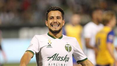 Tras registrar dos geniales asistencias, Sebastián Blanco es el Jugador de la Semana en MLS