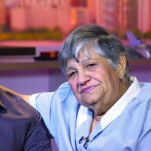 Madre e hijo orgullosos: la entrevista con Martica 'La del Café' y su hijo recordando sus inicios en Univision