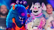Se terminó el misterio para Ratón y Monstruo, los primero eliminados de ¿Quién Es La Máscara?
