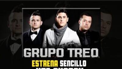 "GRUPO TREO estrena sencillo ""Te Gusta"""