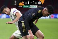 Edson Álvarez y el Ajax se despiden de la Europa League