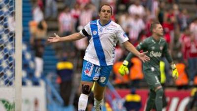 Puebla ganó en la Copa MX al Necaxa con gol de Cuauhtémoc Blanco