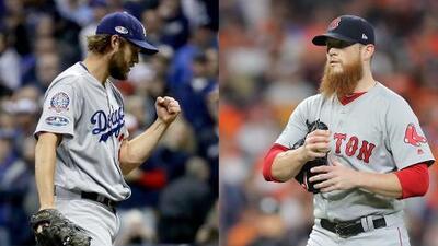 Dodgers y Red Sox protagonizarán un Clásico de Otoño de ensueño