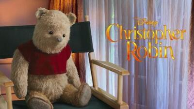 Winnie de Pooh vuelve a la gran pantalla con un Cristopher Robin adulto