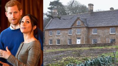 El nuevo nido de amor del príncipe Harry y Meghan Markle