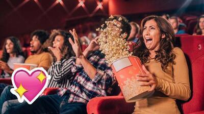 Las películas de terror son buenas para el corazón