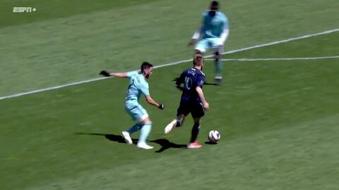 ¡Lluvia de Goles! Aleksandar Katai hace un pedazo de gol y Chicago humilla 4-1 a Colorado