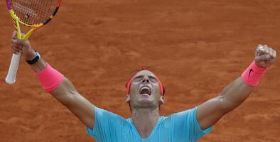 Nadal rompe varios récords en el Roland Garros y empata con Federer en más torneos de Grand Slam ganados