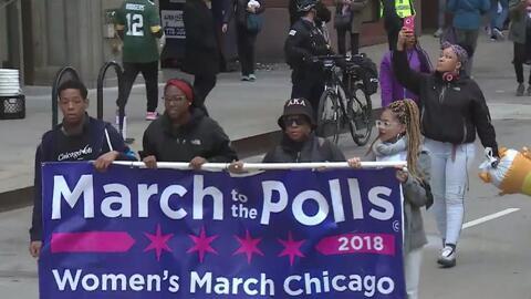 Cancelan la Marcha de las Mujeres programada para el 19 de enero en Chicago