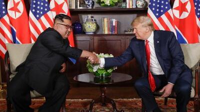 Trump, cruel con los débiles y fiel con los autócratas