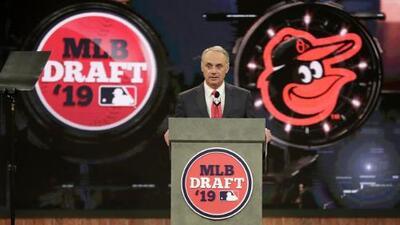 Los Orioles toman a Adley Rutschman como la primera selección del Draft de la MLB