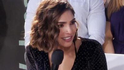 """Alejandra Espinoza admite que no tiene vestido para los Latin GRAMMY: """"estoy hecha un desastre"""""""