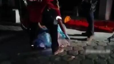 Un niño muere intentando rescatar a su hermano de la corriente de un río en Guatemala