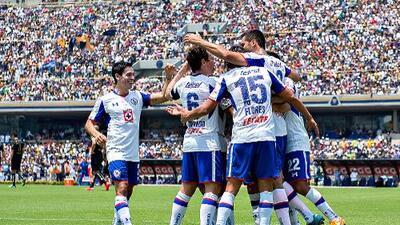 Pumas 0-1 Cruz Azul: Pumas cayó ante La Máquina y casi dijo adiós a la Liguilla