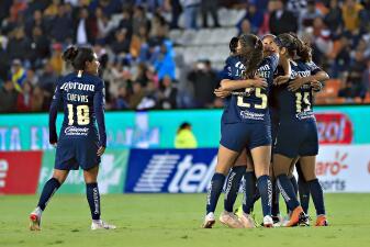 En fotos: América echa a Pachuca en Semifinales de la Liga MX Femenil con tempranero gol
