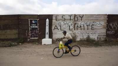 Piden una ciclovía para la frontera entre Tijuana y San Diego