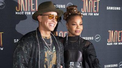 Los looks de Daddy Yankee y Janet Jackson se robaron todas las miradas en Nueva York