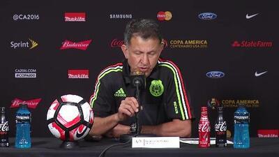 """Juan C. Osorio: """"Consideramos que Jurgen Damm es joven y puede ir a Europa"""""""