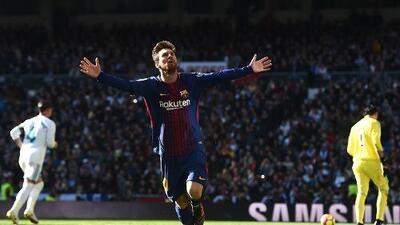 Barcelona silencia el Bernabéu y sentencia la Liga