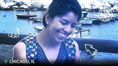 Lynda López: una voz joven para detener el desplazamiento