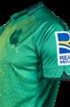 La Real Sociedad presentó sus dos uniformes de la siguiente temporada –así como los dos de portero y la ropa de presentación– con diseños exclusivos y vanguardistas. De quedarse, Moreno tendrá una piel de primera calidad en el fútbol español.