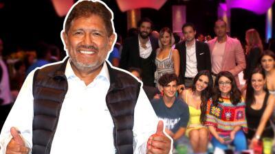 Juan Osorio quiere ayudar a eliminar la homofobia con la serie de 'Aristemo'