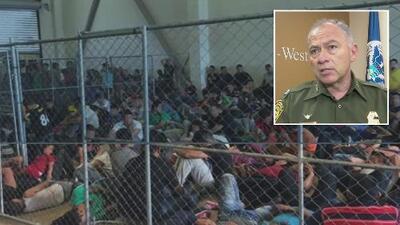 Reformar las leyes de asilo para aliviar crisis en la frontera, la petición de un funcionario de Seguridad Nacional