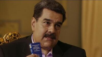 Maduro niega que en Venezuela exista crisis humanitaria a pesar de la pobreza y la escasez