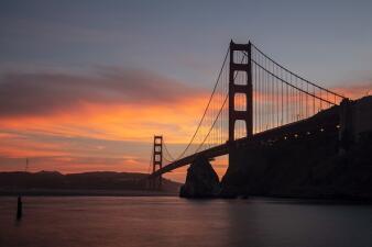 Estos son los lugares con los atardeceres más hermosos de San Francisco