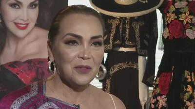 Aída Cuevas revela que tomará acción legal contra un exmanager de Juan Gabriel por decir que el 'Divo de Juárez' es el padre de su hijo mayor