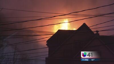 Más de seis familias lo pierden todo en incendio