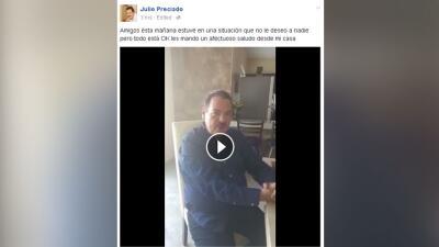 Julio Preciado aclara por qué fue encarcelado por supuesto fraude