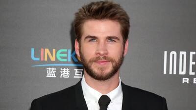 Liam Hemsworth nombrado Sexiest Vegan por PETA