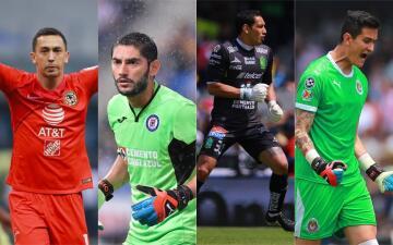 Ahora que se va 'Marche' ¿quiénes son los mejores porteros de la Liga MX?