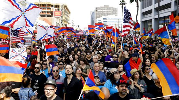 Biden es el primer presidente de EEUU que reconoce el genocidio armenio a manos de los turcos