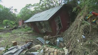 Estado de emergencia en Texas por inundaciones