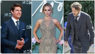 De la gloria a la mediocridad: estos famosos compiten por el premio a lo peor del 2018