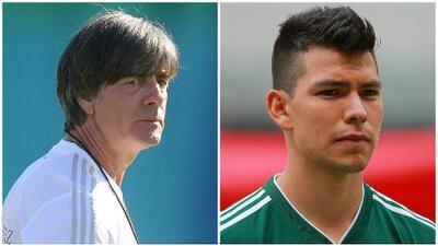 ¡Huele a miedo! Joachim Löw confesó que le teme al 'Chucky' Lozano previo al México-Alemania