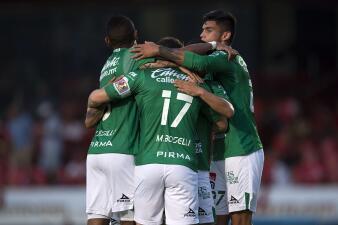 En fotos: León comió 'ceviche' en Veracruz y sigue luchando por avanzar en la tabla