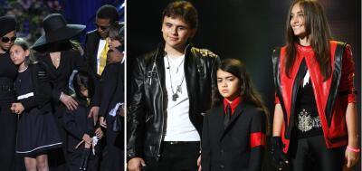 Ocho años después de la muerte de Michael Jackson, así están sus hijos