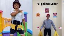 Luis Hernández y Damm, los cracks del Tik Tok